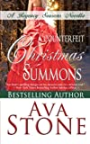 A Counterfeit Christmas Summons, Ava Stone, 1499134835