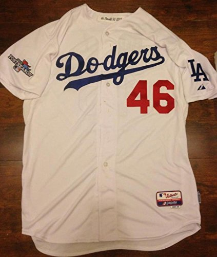 Image Unavailable. Image not available for. Color  Ken Howell Autographed  2013 Post Season Los Angeles Dodgers Home Game Used Jersey b3efbb7f9