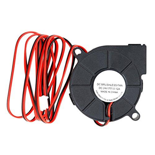 5015 dc brushless cooling fan 24v - 5
