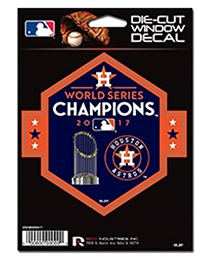 Houston Astros 2017 World Series Champions DCD 5