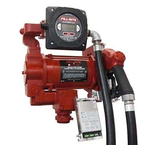 Fill-RiteFR319VBPC 115V Hi-Flow AC Pump with