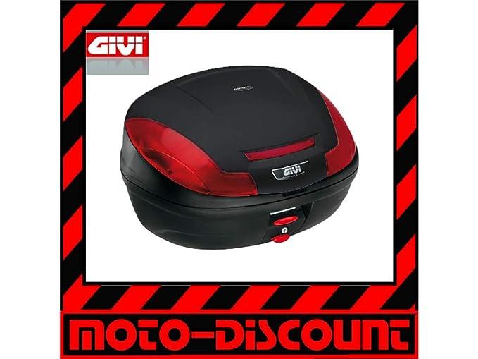 39a5aac4109fb Givi E470N Simply Iii-Monolock Top-Case with Plate  Amazon.co.uk  Car    Motorbike