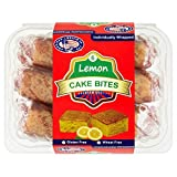 American Muffin Co Gluten Free Lemon Cake Bites (6 per pack) - Pack of 6
