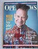 Opera News Magazine (Modern Classic, February 2011)