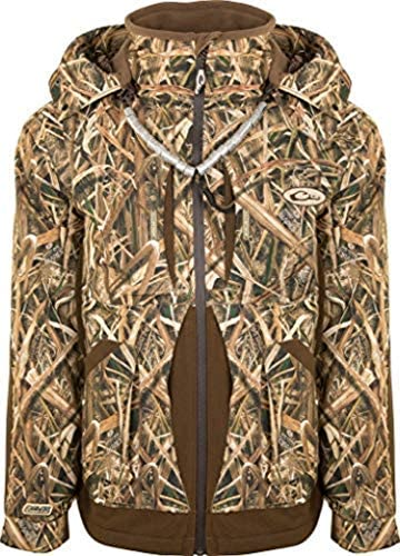 Drake Guardian Flex Full Zip Coat Insulated Blades Large