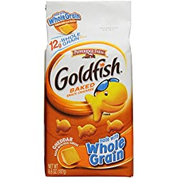 Pepperidge Farm Goldfish, Whole Grain Cheddar, 6.6-Ounce Package