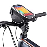 EverTrust(TM)NEW Arrival Roswheel 1.2L Waterproof Cycling Bike Bicycle Front Top Frame Handlebar Bag Pouch for 5.5in Phone Cellphone