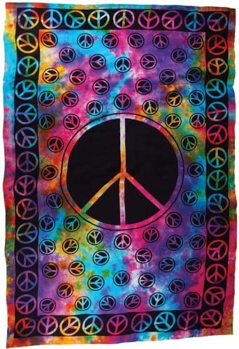 Peace 72 x 108 Tapestry