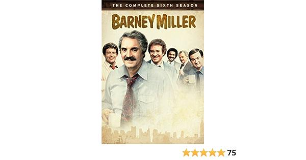 Barney Miller: Season Six Edizione: Stati Uniti Italia DVD ...