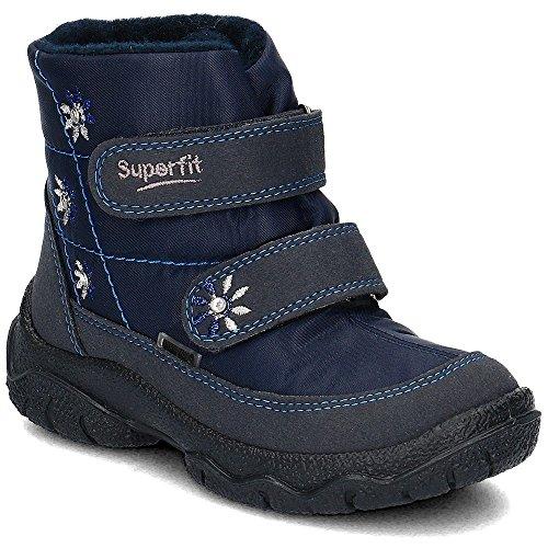 pour Fille Bottes Bleu 81 7 00094 Superfit qfzwH1q