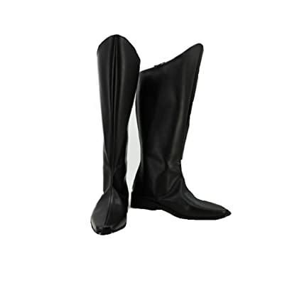 b6f4749628a2a Frozen Hans Prince Cosplay costume Boots Boot Shoes Shoe: Amazon.co ...
