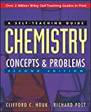 Chemistry: Concepts and Problems, Self-Teaching books/videos