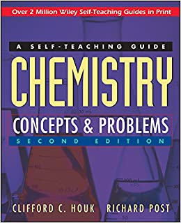 Chemistry: Concepts and Problems, a Self-teaching Guide, Second