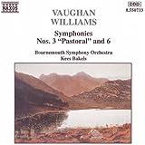 Symphonies Nos. 3 & 6