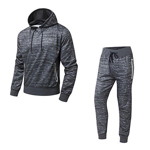 Ensemble Pantalon À Gris4 Airavata Survêtement Jogging Capuche Homme De Sweatshirt Sport fSgwxn5qEw