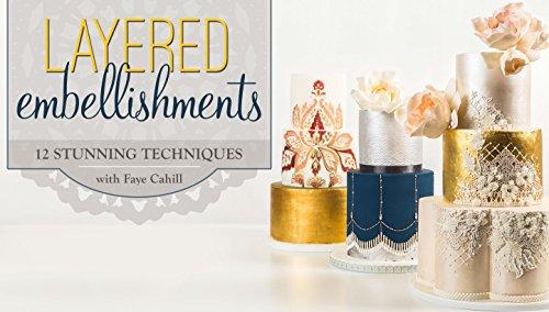 Embellishment Layered Flower - Layered Embellishments: 12 Stunning Techniques