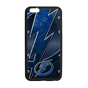 New Gift Tampa Bay Lightning Durable Case for Iphone 6 5.5 Snap On