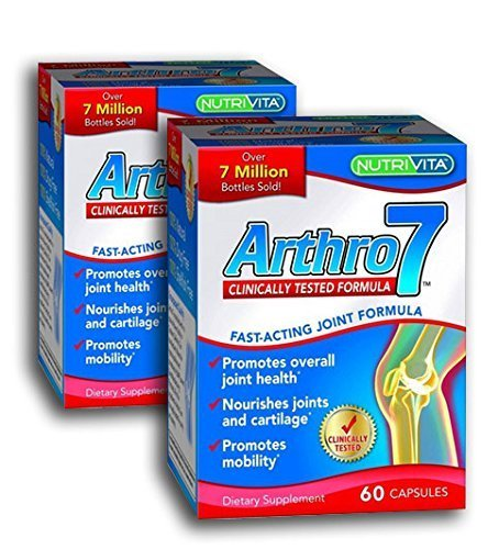 - Arthro7 - Fast Acting Joint Formula (Pack of 2)