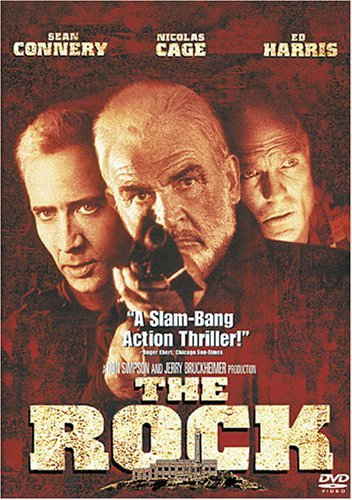 DVD : The Rock (DVD)