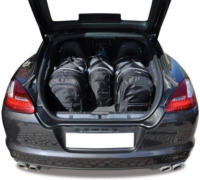 KJUST Set de Sacs de Voiture 4 pcs Compatible avec Porsche Panamera 2010-2016