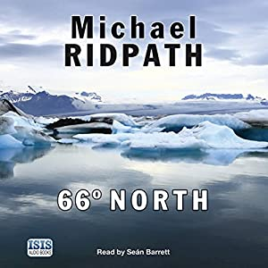 66 Degrees North Audiobook