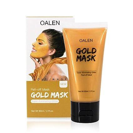 Kobwa - Máscara facial de colágeno natural para piel facial, antienvejecimiento, antiarrugas, hidratante