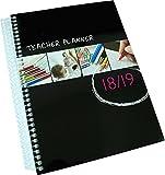 Planner per Insegnanti, registro rilegato a spirale A4 Coil Bound 9 Period 2018-2019