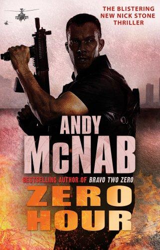 Zero Hour Nick Stone Book