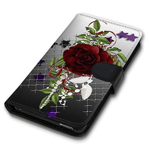 Wallet Book Style Flip Handy Tasche Case Schutz Hülle Schale Motiv Etui für Apple iPhone 6 Plus / 6S Plus - Design Flip MV294