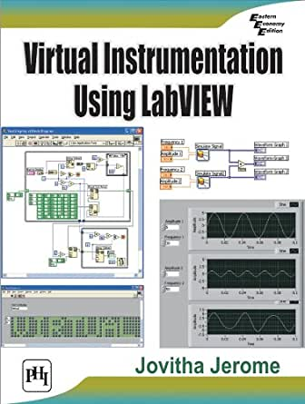 VIRTUAL INSTRUMENTATION USING LABVIEW BY JOVITHA JEROME