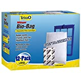 Tetra 26164 Whisper Bio-Bag Cartridge, Unassembled, Large, 12-Pack (Misc.)