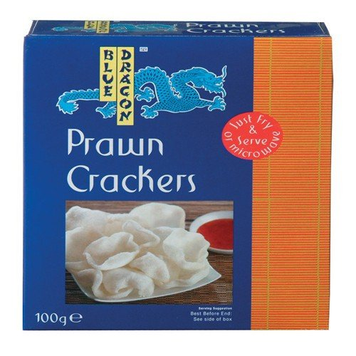 Blue Dragon - Uncooked Prawn Crackers   100g