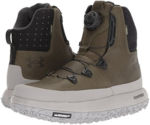 Pictures of Under Armour Men's Fat Tire Govie 1302570 Marine Od Green (300)/Tin 4