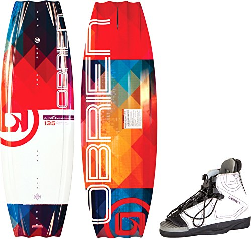 O'Brien Siren Wakeboard w/Nova Ladies Boots