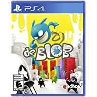 De Blob 1 for PlayStation 4 by THQ Nordic