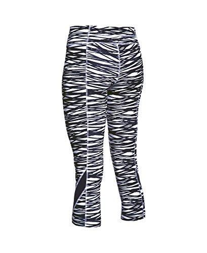 Under Armour pantalones deportivos para mujer y pantalones cortos UA Potencia Up pirata Negro/Negro