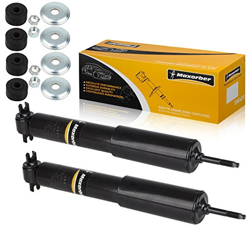 Maxorber Front Pair Shocks Struts Compatible with Crown Victoria Grand Marquis Ltd