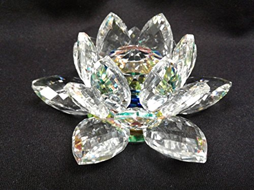 CRYSTAL WORLD '' Water Lily''