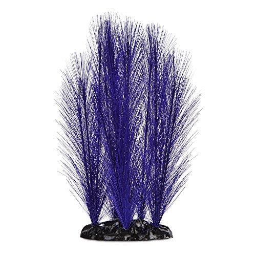 Imagitarium Purple Feather Silk Aquarium Plant, Standard by Imagitarium