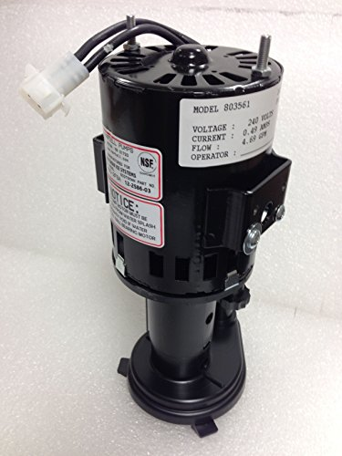 Scotsman 12-2586-03 Water Pump 240V (6 Month Warranty)