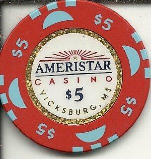 Amazon com: $5 ameristar casino vicksburg,mississippi casino