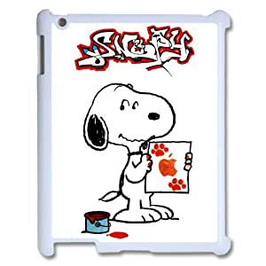 Snoopy Hard Case Cover Fashion Hard Shell Protector for Ipad 2/3/4