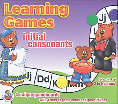 Download online Initial Consonants Learning Game (Phonics Learning Games) PDF, azw (Kindle), ePub, doc, mobi