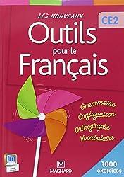 Français CE2 : Les nouveaux outils pour le français : 1000 exercices, Livre de l'élève