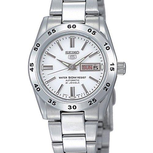Amazon.com: SEIKO - Womens Watches - SEIKO 5 - Ref. SYMG35K1: Seiko: Watches