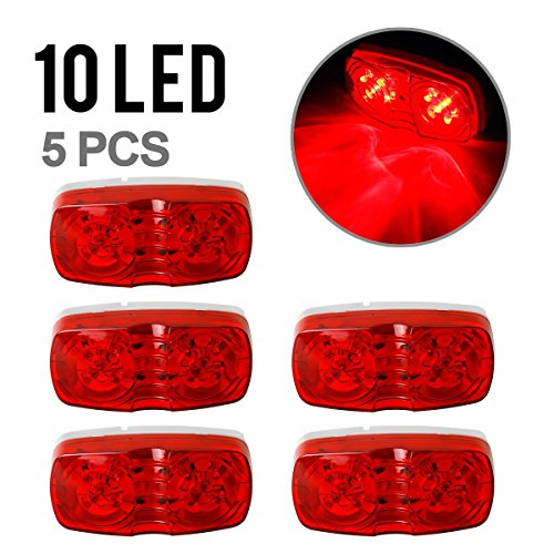 red led clearance lights - 4