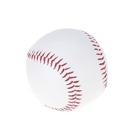 Pelota de beisbol de PVC: Amazon.es: Deportes y aire libre