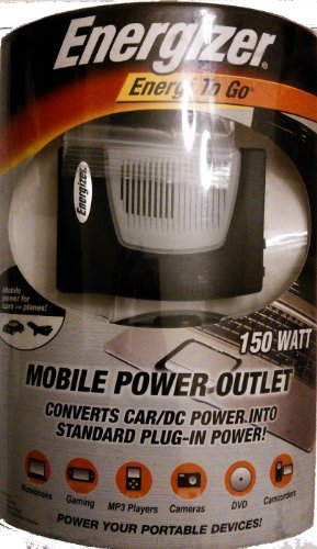 Energizer Er-Ldcinv Energi To Go(R) Mobile Power Outlet (Energizer Energi To Go compare prices)