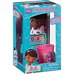 Doc McStuffins Sharing Smile Set, 3 pc by Disney