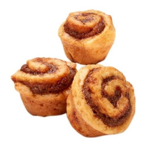 Two Bite Cinnamon Rolls Snack Pack, 0.187 Pound -- 40 per case.